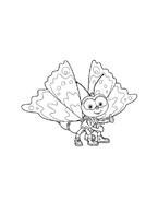 Fifi flowertots da colorare 9