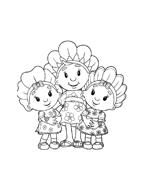 Fifi flowertots da colorare 23