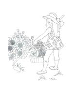 Fiore da colorare 82