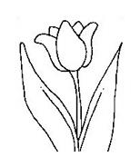 Fiore da colorare 115