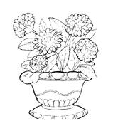 Fiore da colorare 157