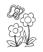 Fiore da colorare 202
