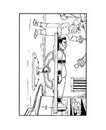 Frankenstein da colorare 4