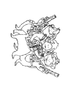 G-Force da colorare 19