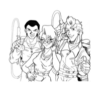 Ghostbusters da colorare 10