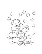 Gli orsetti del cuore da colorare 39