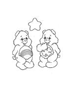 Gli orsetti del cuore da colorare 49