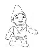 Gnomeo e Giulietta da colorare 7