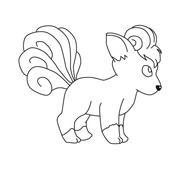 Pokemon 1 da colorare 36