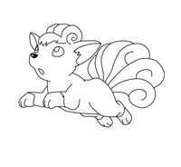 Pokemon 1 da colorare 37