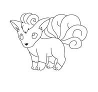 Pokemon 1 da colorare 39