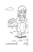 Bambino da colorare 234