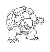Pokemon 1 da colorare 41