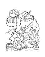 Gummi orsetti da colorare 18