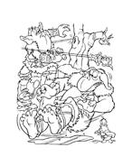 Gummi orsetti da colorare 19