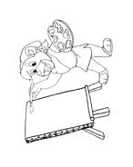 Gummi orsetti da colorare 25