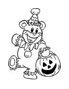 Halloween da colorare 4
