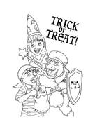 Halloween da colorare 12