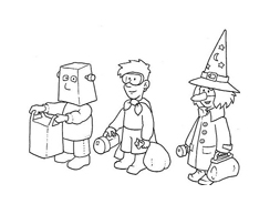 Halloween da colorare 15