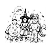Halloween da colorare 32