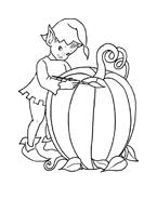 Halloween da colorare 35
