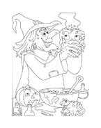 Halloween da colorare 190