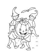 Halloween da colorare 234