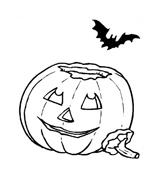 Halloween da colorare 236