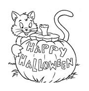 Halloween da colorare 240