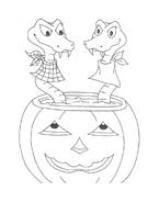 Halloween da colorare 243