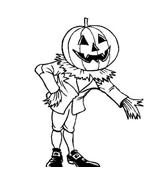 Halloween da colorare 257