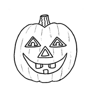Halloween da colorare 258