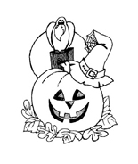 Halloween da colorare 263