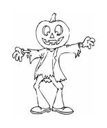 Halloween da colorare 274