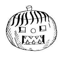 Halloween da colorare 277