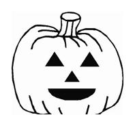 Halloween da colorare 285