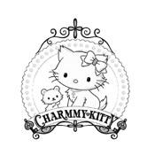 Hello kitty da colorare 52