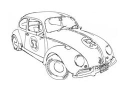 Automobile da colorare 269