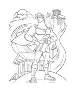 Hercules da colorare 18