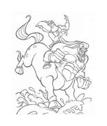 Hercules da colorare 19