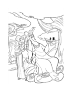 Hercules da colorare 39