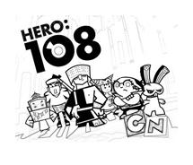 Hero108 da colorare 2