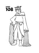 Hero108 da colorare 4