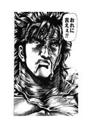 Hokuto no ken da colorare 8