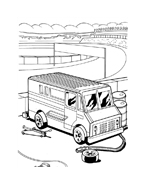 Hot wheels da colorare 46