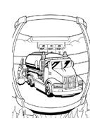 Hot wheels da colorare 48