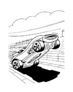 Hot wheels da colorare 68