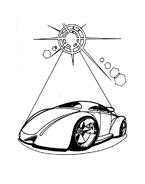 Hot wheels da colorare 78