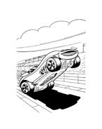 Hot wheels da colorare 103