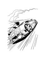 Hot wheels da colorare 113